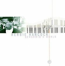 Gershwin's World by Herbie Hancock (CD, Oct-1998, Verve)