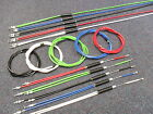 BMX Gyro Brake Cables COMPLETE CABLE SET (Front + Rear) UPPER + LOWER Rotor