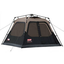 Coleman Instant Tent 4 Person 8' x 7' with WeatherTec System *FREE SHIPPING*