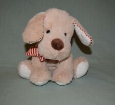 """Maurices Plush 2012 Hope the Hound 9"""" Tan Puppy Dog - Amcn Cancer Society"""