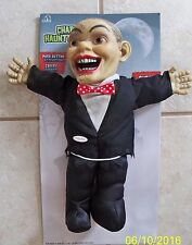 WICKED EVIL CHARLIE TALKING DOLL HAUNTED HOUSE PROP MR122717