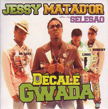 ★☆★ CD SINGLE Jesse MATADOR Décalé Gwada 3-track CARD SLEEVE EUROVISION STAR ★☆★
