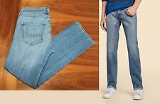 Hollister Slim Straight Jeans BLUE  28 x 30