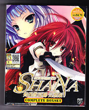 *NEW* SHAKUGAN NO SHANA COMPLETE *76 EPS*MOVIE*OVA*8 DVD*ANIME DVD*ENGLISH SUBS*