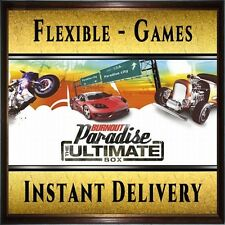 Burnout Paradise: The Ultimate caja-regalo de Steam Key Digital-Entrega Inmediata