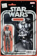 Star Wars # 16 Action Figure Cover NM/MT Marvel Pre Sale Ships Feb 17th