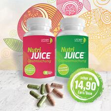 4 Monate Nutri Juice plus Obst plus Gemüse Kapseln Vitamine