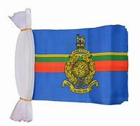 ROYAL MARINES 3 METRE BUNTING 10 FLAGS flag 3M BRITISH ARMY NAVY ARMED FORCES