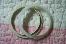 PLaStiC NeCk RiNgS 60MM ~ REBORN DOLL SUPPLIES