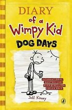 Dog Days: Diary of a Wimpy Kid (Book 4) By Jeff Kinney