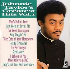 Johnnie Taylor - Greatest Hits, Vol. 1, New Music