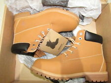 New 6 Inch Prem tan Timberland Boots Wheat Leather Winter Casual 6 UK