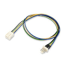"10 Qty 4 pin to 4 pin PWM fan wire 12"" extension cable 305mm  Extend your reach!"