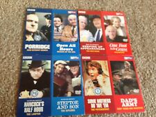 BBC TV COMEDY DVD 4x Disc Set 3 Hours + Classics Promo Porridge Dads Army