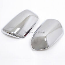 For Mitsubishi Lancer Lancer EX 2008-2014 Chrome Side Rearview Mirror Cover Trim