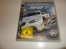 PlayStation 3 PS 3 Need for Speed: Shift