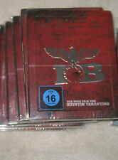Inglourious Basterds Blu-ray Steelbook B.New small dent Germany