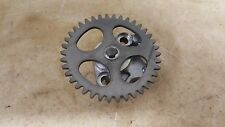 1986 YAMAHA MOTO 4 80 / BADGER 80 OIL PUMP WITH GEAR  #3