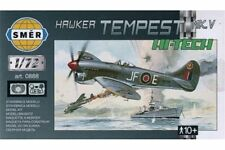 SMER 0888 1/72 Hawker Tempest Mk.V With Etched