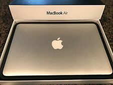 "Apple MacBook Air 11.6"" 4GB, Intel i5, 128GB EXCELLENT 11"" w/Box & NEW Charger"