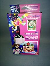 SAILOR MOON - MINI SALON DE THÉ   BANDAI 1992 EDIC ESPAÑA NEW! PRECINTED