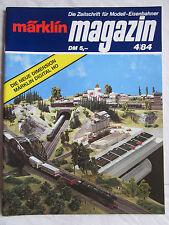 märklin magazin - Die Zeitschrift für Modell-Eisenbahner - Ausgabe 4/84