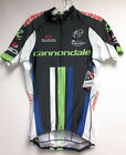 Sugoi 2014 Cannondale Cycling Pro Team Short Sleeve Jersey in Black