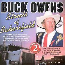 Owens, Buck Buck Owens - Streets of Bakersfield - Gr CD