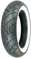 Shinko SR777 White Wall Front Motorcycle Tire Size: 140/80-17 87-4562