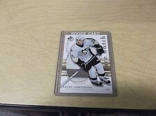 2005-06 SP AUTHENTIC HOCKEY #275 COLBY ARMSTRONG RC SP #1954/1999