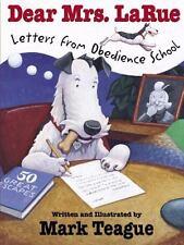 Dear Mrs. La Rue: Letters From Obedience School-ExLibrary