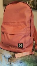 Victorias Secret PINK CAMPUS BACKPACK Book Bag Soft Begonia NEW for 2016 NWT