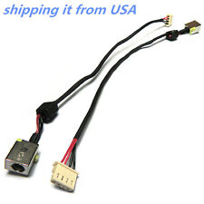 DC POWER JACK HARNESS PLUG IN CABLE FOR ACER ASPIRE ETHOS 8951G-9600 8951G-9641
