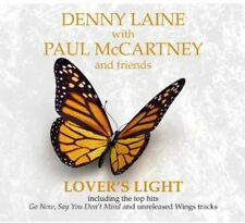 Lovers Light - Denny With Paul Mccartney Laine (2012, CD NEUF)