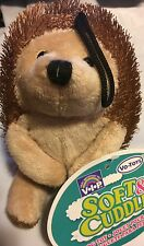 "VOTOYS PLUSH PAL PORCUPINE 6.5"" FUZZY SOFT DOG TOY. FREE SHIPPING TO THE USA"