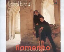 CD TIERRA NEGRA flamenco passionate and soulful GERMAN 1998 EX+ LATIN