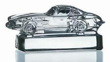 Mercedes Benz, Auto Glasfigur ~MB 300SL~ (GERMAN CRYSTAL by CRISTALICA) GC00169
