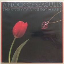 FLOCK OF SEAGULLS, A - The Story Of A Young Heart (Vinyl LP)