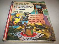Pictorial Encyclopedia of American History - Vol 14 Global War For a Free World