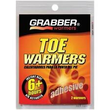 GRABBER TOE WARMER 2 PACK PK - 6 Hours Of Warmth, Skiing/Winter/Shoes/Boots