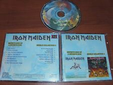 "Iron Maiden "" Seventh Son Of A Seventh Son / Single Collection 4 "" 1988/1988  CD"