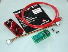 ICSP Adapter ZIF 8/14 w/ PICkit 3 USB Programmer