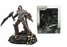 "DARKSIDERS II (2) videogioco 10"" pollici MORTE Statua PVC - 26cm Gaya Entertainment"