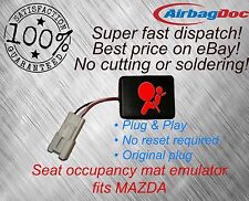 Airbag Passenger Seat Occupancy Sensor Bypass Emulator for Mazda 6 626 323 MX5