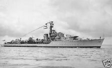 ROYAL NAVY C CLASS DESTROYER HMS CAVALIER - THE LAST WWII DESTROYER IN SERVICE