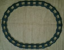 Lot of LEGO DUPLO Train Tracks 14 pcs 2 straight 12 curved