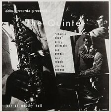 THE QUINTET Jazz At Massey Hall CHARLIE PARKER Debut SEALED VINYL LP