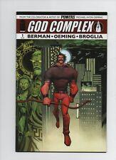 God Complex #1-3 - Lot Of 3 Zeus & Apollo - (High Grade) 2009