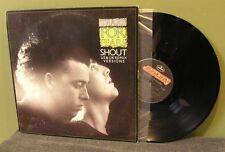 "Tears For Fears ""Shout"" 12"" US & UK Remixes LP NM OOP Graduate"
