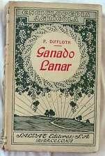 GANADO LANAR - ENCICLOPEDIA AGRÍCOLA - P. DIFFLOTH 1925 - 444 PÁGINAS VER INDICE